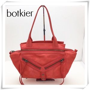 Botkier Shoulder Red Leather bag